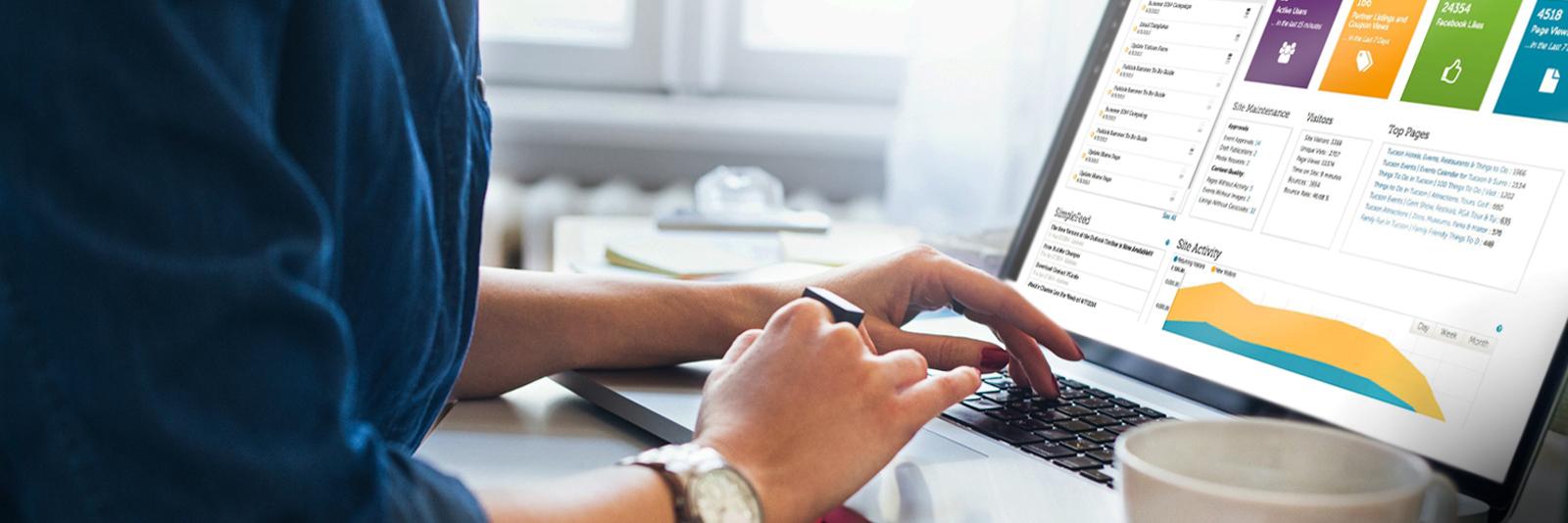 Content Management, l'importanza dei contenuti online