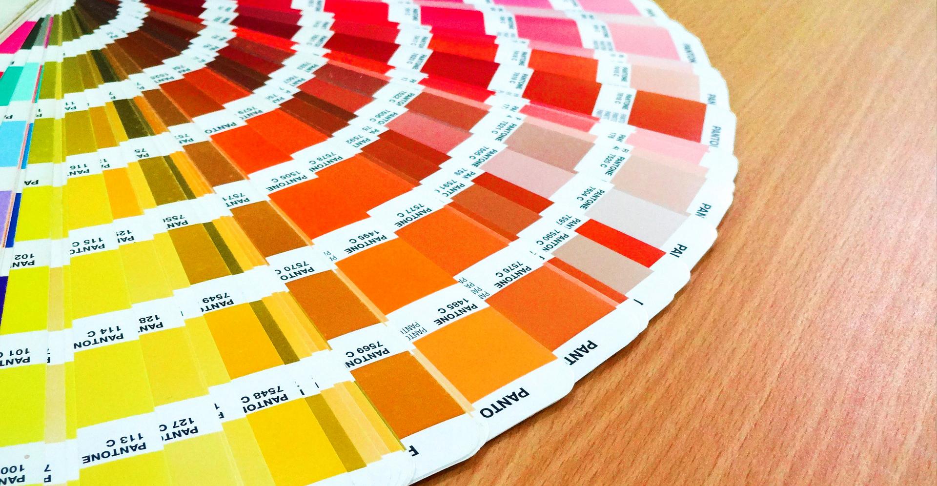 Psicologia del colore: Scegliamo i colori giusti per un sito internet