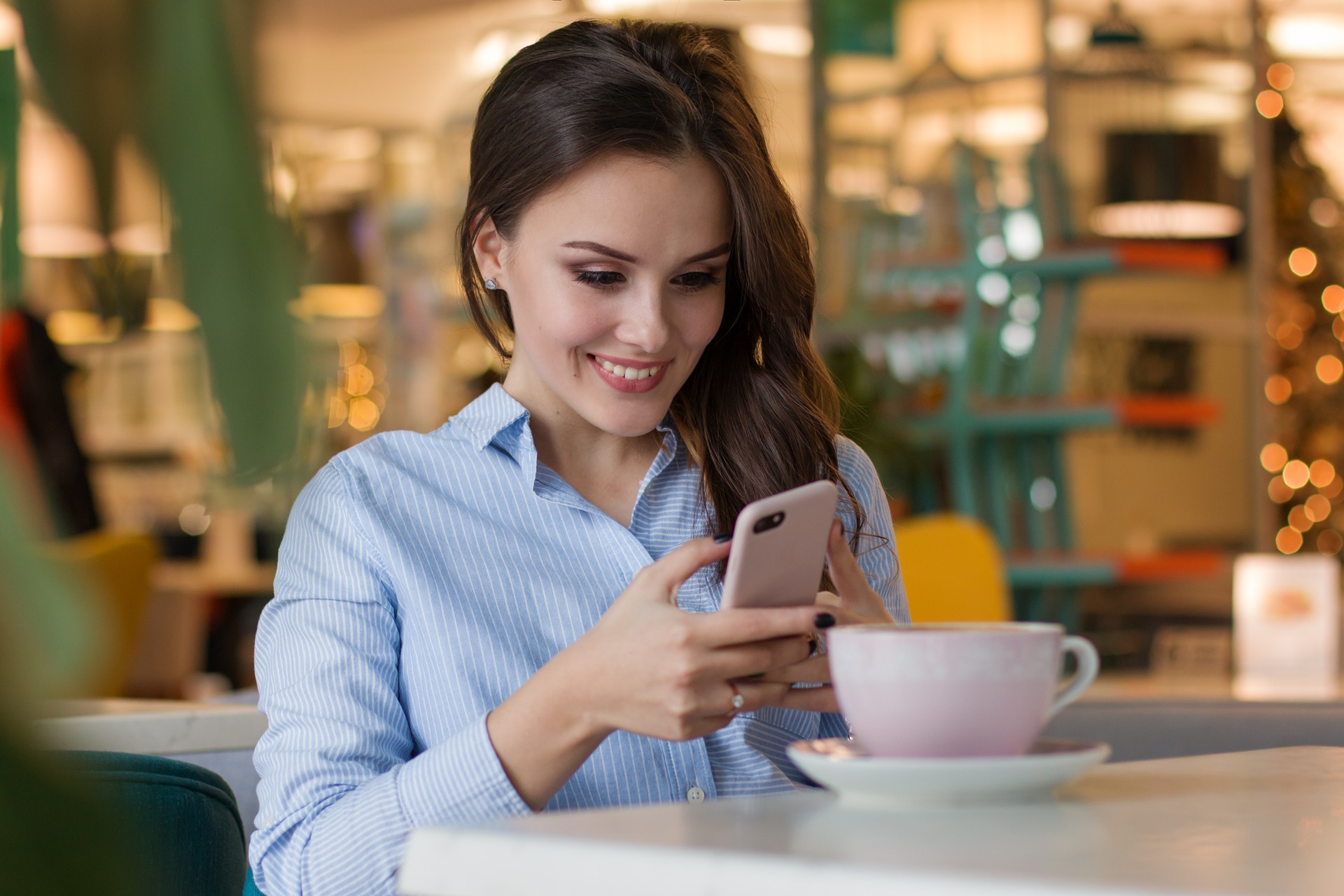Sempre più dispositivi mobili in Italia per accedere ad Internet nel 2017